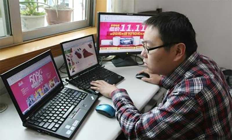 săn sale giảm giá 11/11 tại Trung Quốc